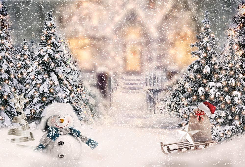 Fond de studio Noël 3